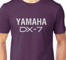 Vintage Yamaha DX-7 Synth Unisex T-Shirt