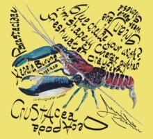 Cherax pulcher, freshwater crayfish Baby Tee