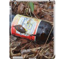 Beer Bottle iPad Case/Skin