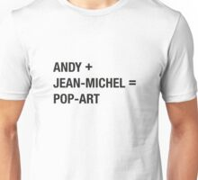 Warhol Unisex T-Shirt