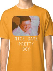 Nice Game Pretty Boy Classic T-Shirt