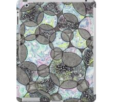 Marbles, Soot and Stardust iPad Case/Skin