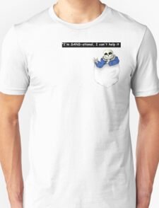 Pocket Sans Undertale T-Shirt