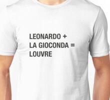 La Gioconda Unisex T-Shirt