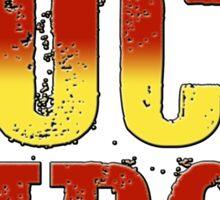 ROCK RIDGE - BLAZING SADDLES Sticker