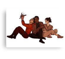 SW: New Trio Canvas Print