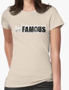 Infamous Game Womens Fitted T-Shirt