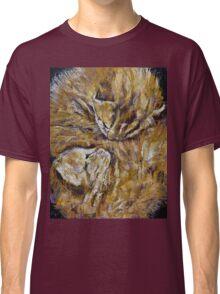 Sleeping Kittens Classic T-Shirt