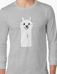 Undertale Dog Long Sleeve T-Shirt