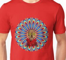 Psychedelic Skull and Roses - Grateful Dead Unisex T-Shirt