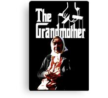 The Godfather Parody  Canvas Print