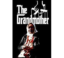 The Godfather Parody  Photographic Print