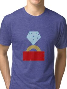 Will You Marry Me Tri-blend T-Shirt