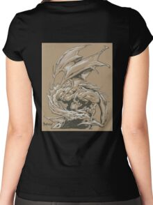 Dragon Classic Women's Fitted Scoop T-Shirt