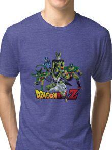 Dragon Ball Z All Star - Cell Evolution Tri-blend T-Shirt