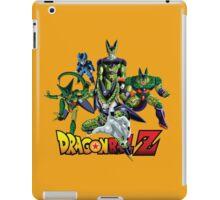 Dragon Ball Z All Star - Cell Evolution iPad Case/Skin