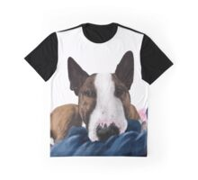 Bull terrier Bamse Graphic T-Shirt