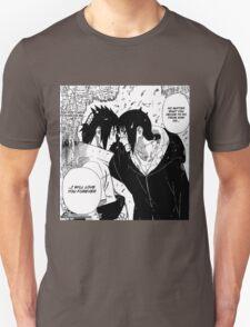 itatchi and sasuke T-Shirt
