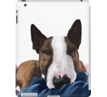 Bull terrier Bamse iPad Case/Skin