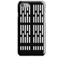 Death Star Corridor Lighting iPhone Case/Skin