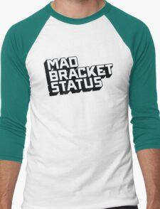 Mad Shirt Status Men's Baseball ¾ T-Shirt