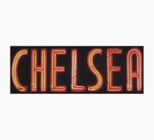 Neon Sign - Chelsea One Piece - Long Sleeve