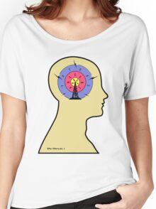 Worry ochre Women's Relaxed Fit T-Shirt