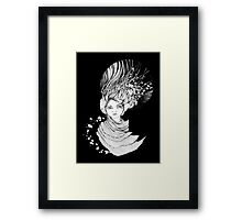 Wind and Time Framed Print