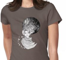 Wind and Time Womens Fitted T-Shirt