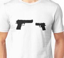 Snatch : Replica vs Desert Eagle .50 Unisex T-Shirt