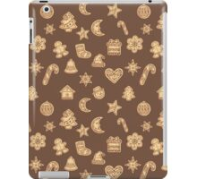 Christmas cookies iPad Case/Skin