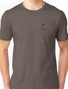 Walking Stick Kick Unisex T-Shirt