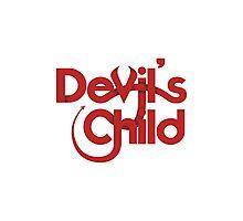 Devil's Child Photographic Print