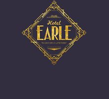 Hotel Earle (aged look) Unisex T-Shirt
