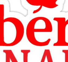 Liberal Party of Canada Sticker