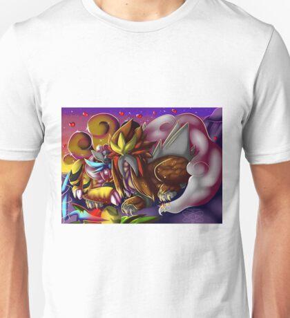 Legendary Runner's Bond Unisex T-Shirt