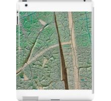 Angling for a Line iPad Case/Skin