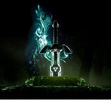 Zelda Sword by Daisy23