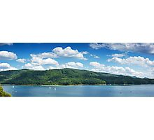 Lake Solina Photographic Print