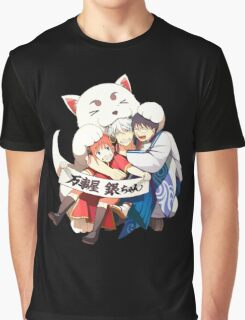 Gintama Graphic T-Shirt