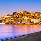 Sunset Anguillara Sabazia Bracciano Lake by savage1