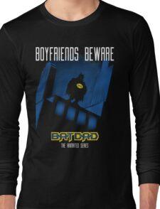 Batdad - The Animated Series Long Sleeve T-Shirt
