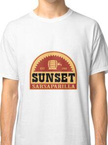 Sunset Sarsaparilla Classic T-Shirt