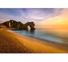 Jurassic Coast Photographic Print