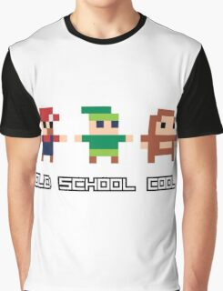 Old School Cool Graphic T-Shirt