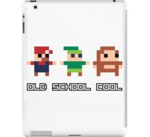 Old School Cool iPad Case/Skin