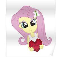 Fluttershy I love you Poster