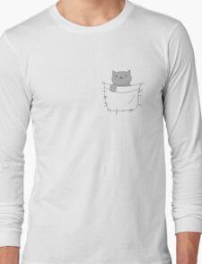 Kitty! ~ Shadow Long Sleeve T-Shirt