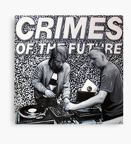 Crimes of the Future Canvas Print