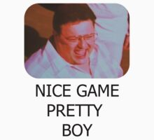 Nice Game Pretty Boy 2 Kids Tee